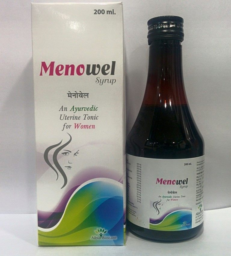 MENOWEL SYRUP | Herbal Uterine Tonic