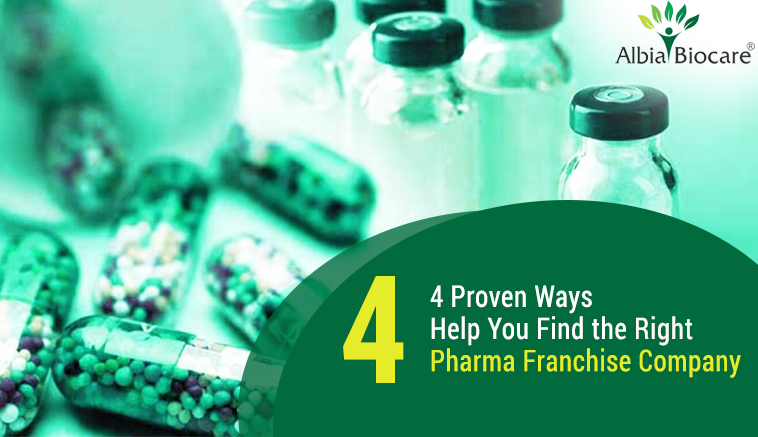 top pharma franchise companies in India